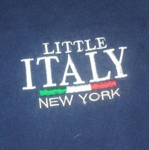 Vintage 90s Little Italy, New York Shirt
